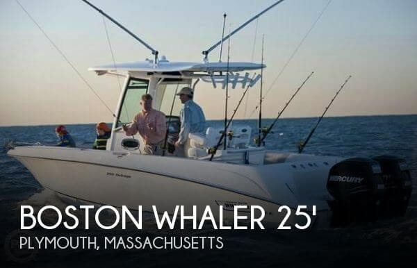 Used Boston Whaler Boats For Sale by owner | 2012 Boston Whaler 25