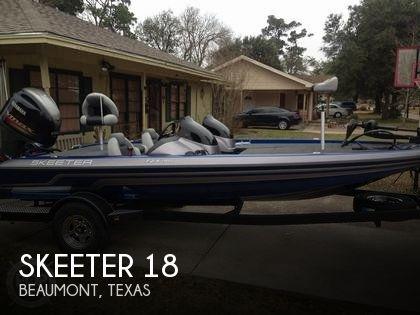 Used Skeeter Boats For Sale in Texas by owner | 2014 Skeeter 18