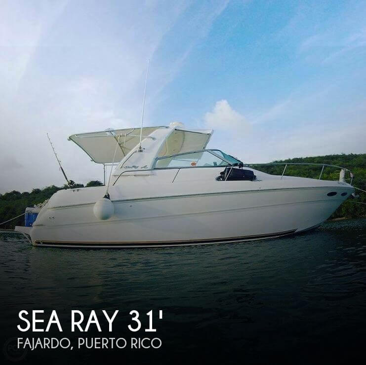 Used Sea Ray 310 Sundancer Boats For Sale by owner | 2000 Sea Ray 310 Sundancer