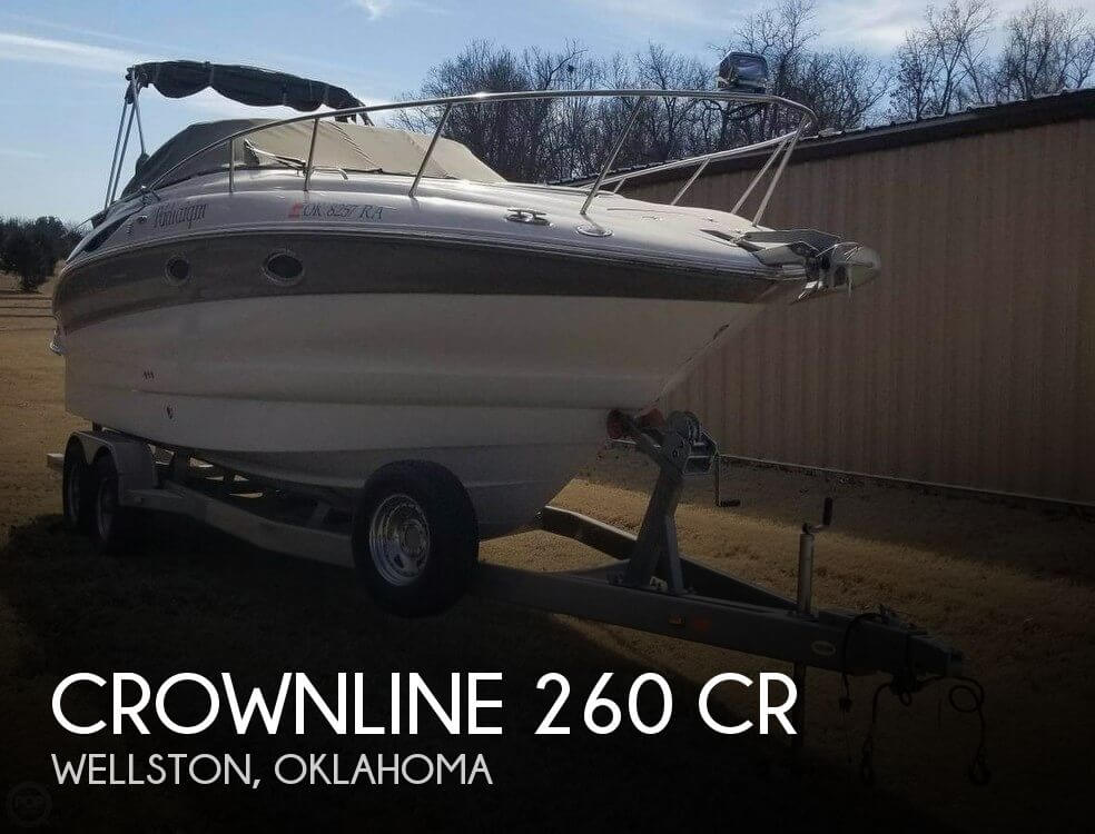 Used Boats For Sale in Oklahoma by owner | 2011 Crownline 27
