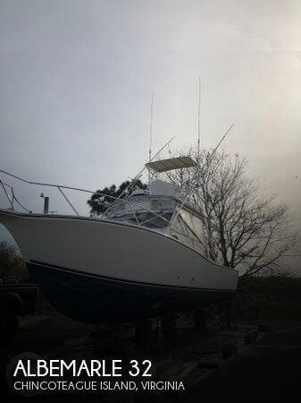 Used Albemarle Boats For Sale by owner   1998 Albemarle 32