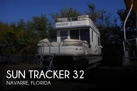 Used Bass tracker Boats For Sale by owner   2008 Sun Tracker 32