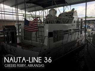 Used Houseboats For Sale in Arkansas by owner | 1970 Nauta-line 36