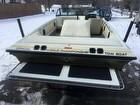 Swim Platform (detachable), Vents, Speakers, Grab Rail, Engine Hatch