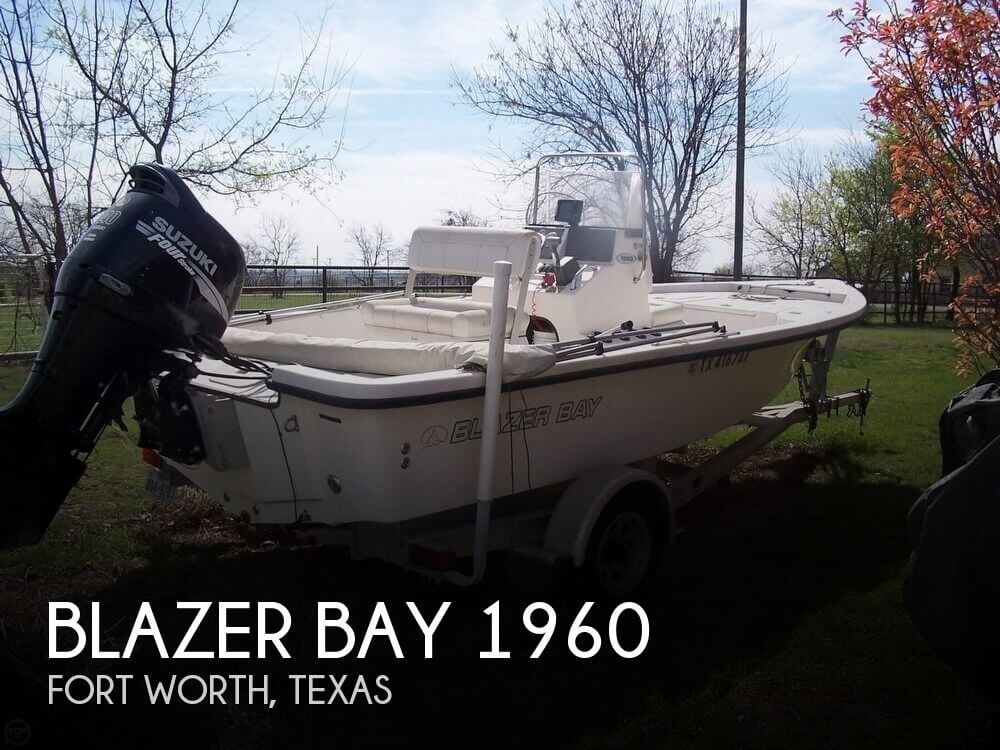 Used Blazer bay Boats For Sale by owner | 2006 Blazer Bay 19
