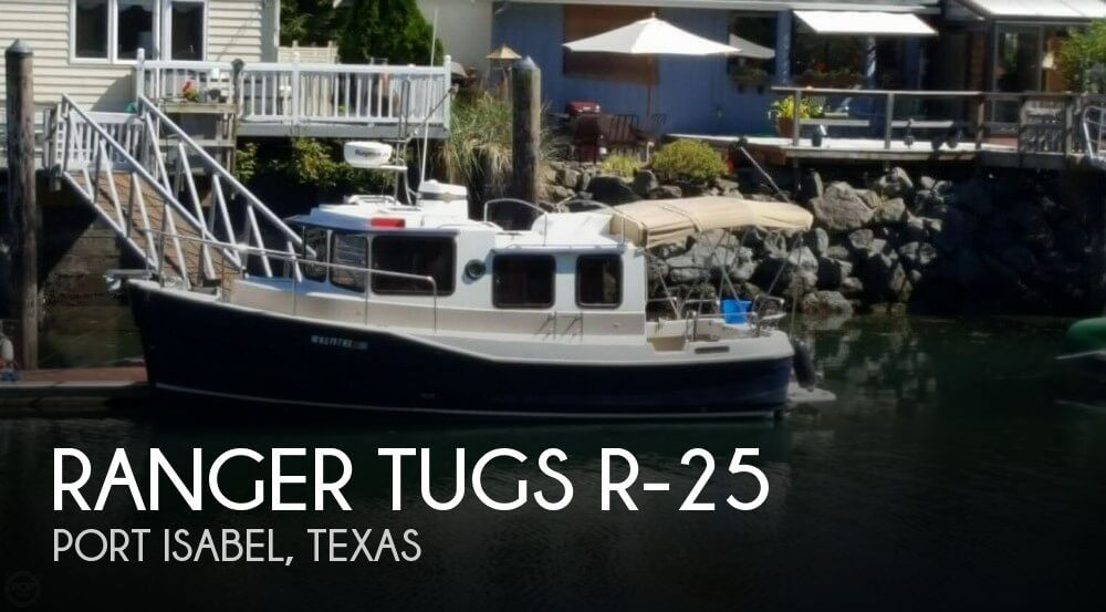 Used Boats For Sale in Brownsville, Texas by owner | 2008 Ranger Tugs 25