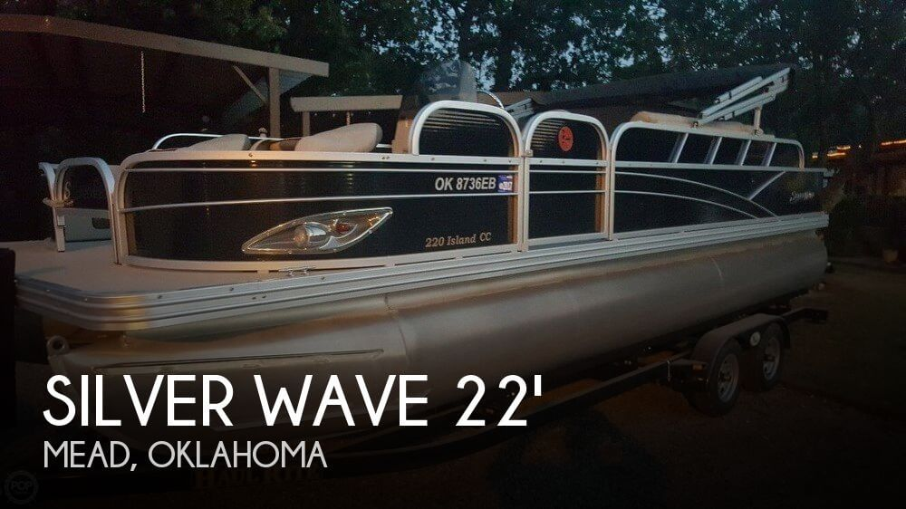 Used Boats For Sale in Oklahoma City, Oklahoma by owner | 2014 Silver Wave 22