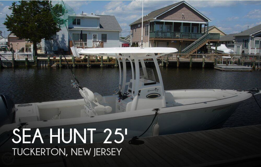 2013 Sea Hunt 25 Game Fish