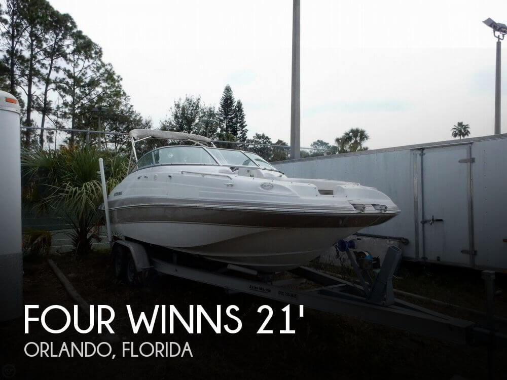 Used Four Winns 21 Boats For Sale by owner | 2004 Four Winns 214 Funship