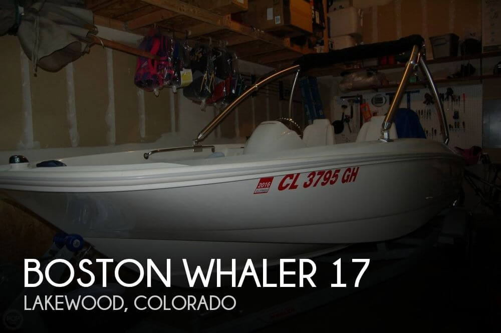 Used Boston Whaler 17 Boats For Sale by owner | 2010 Boston Whaler 17