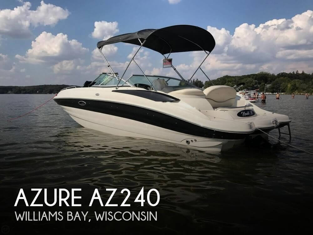 Used Azure Boats For Sale by owner | 2005 Azure 24
