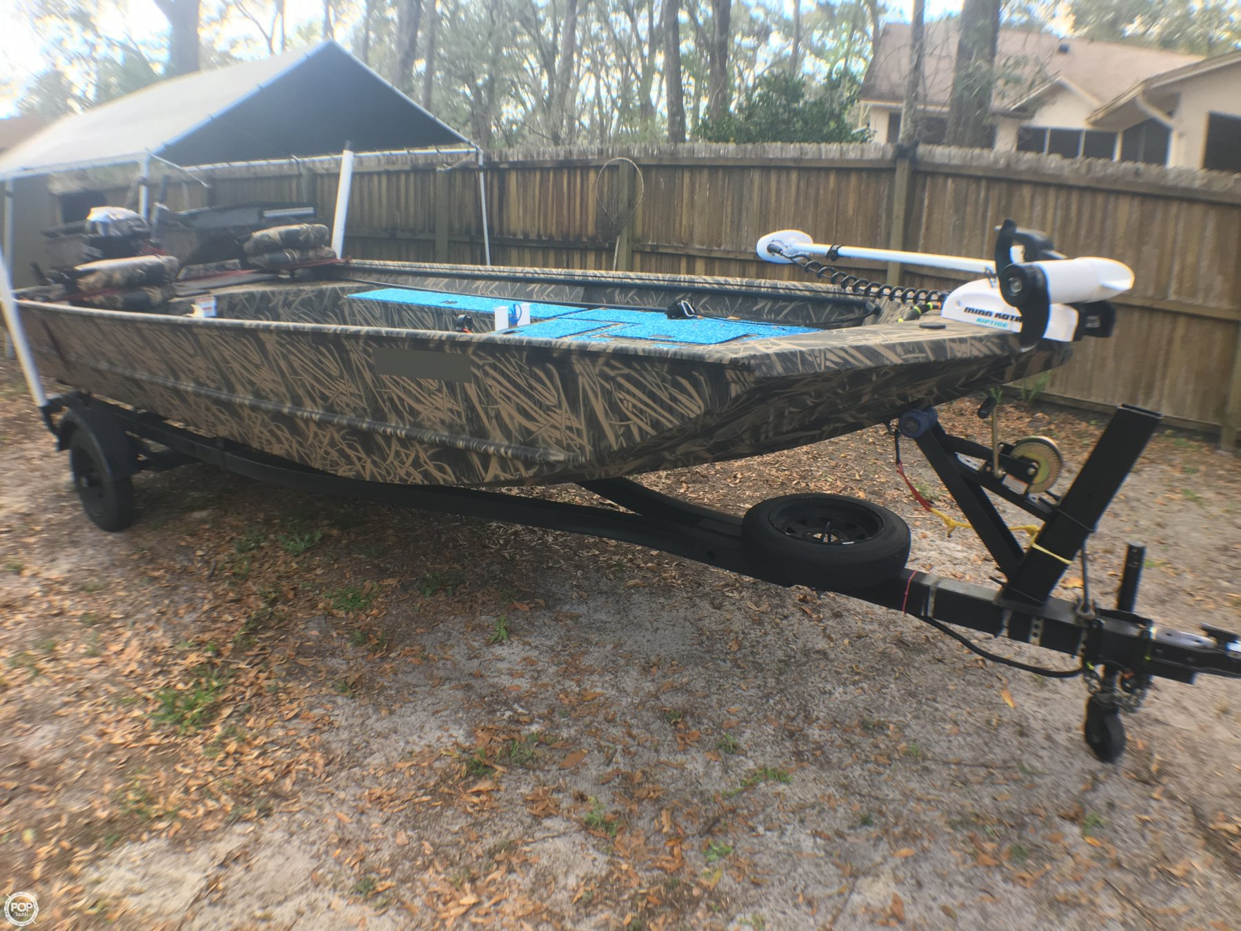 Duck Hunting Boats For Sale >> Lowe Roughneck 1650 Dt Boat For Sale In Apopka Fl For 11 500 145594
