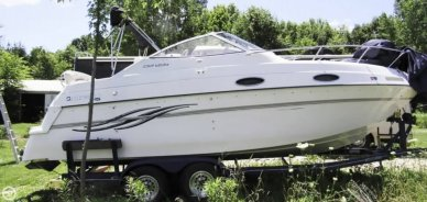 Four Winns 258 Vista, 25', for sale - $17,000