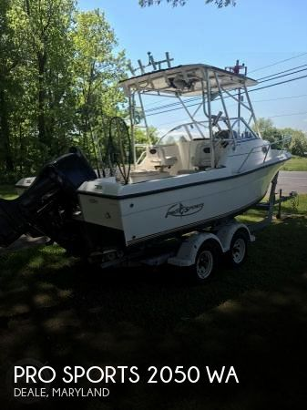 Used Pro Sports Boats For Sale by owner | 2003 Pro Sports 21