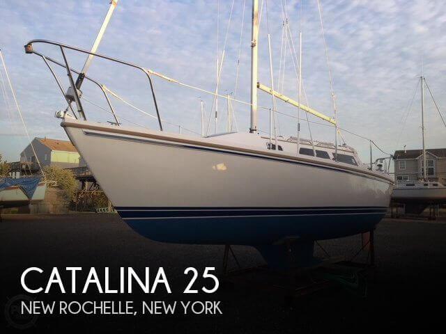 1990 Catalina 25