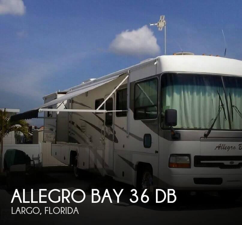 2003 Tiffin Allegro Bay 36 DB