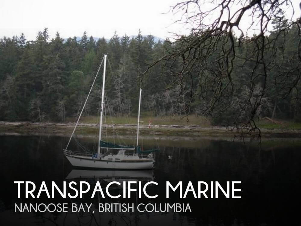 Used Boats For Sale in Canada by owner | 1981 Transpacific Marine 49