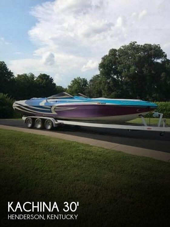 Used Boats For Sale in Kentucky by owner | 2006 Kachina 30