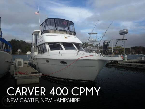 Used Carver Motoryachts For Sale by owner | 1998 Carver 38