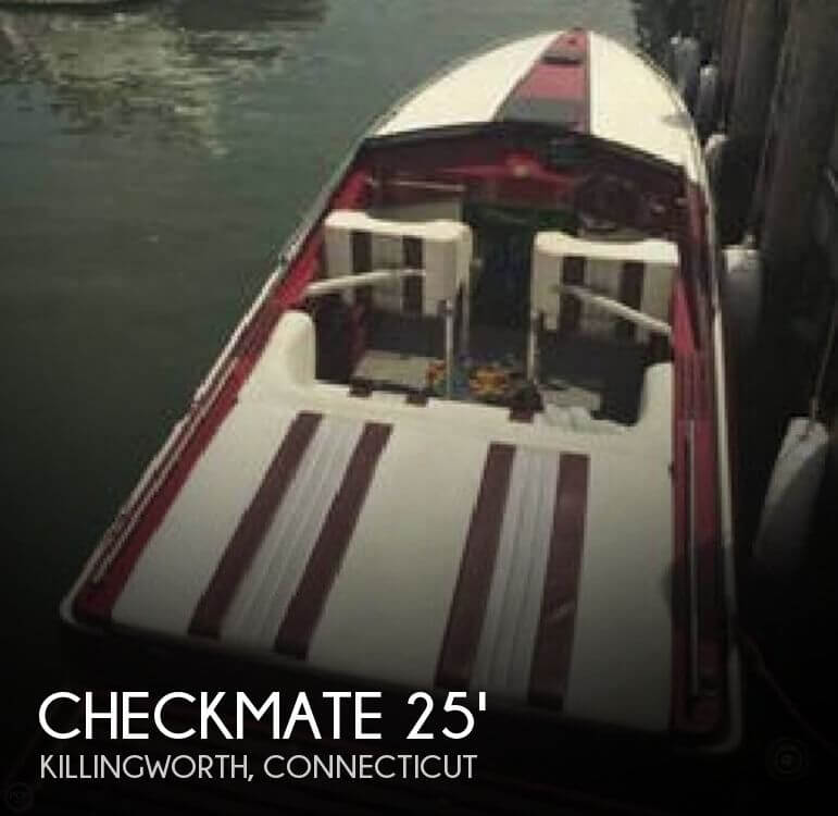 Used Checkmate Boats For Sale by owner | 1988 Checkmate 25