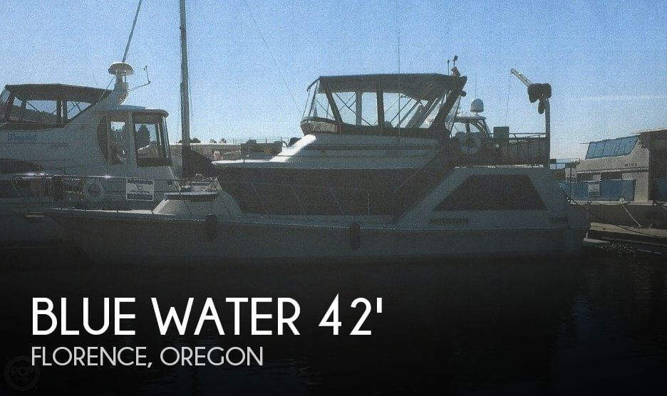 1988 Blue Water 42 COASTAL