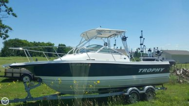 Trophy 21, 21', for sale - $50,000