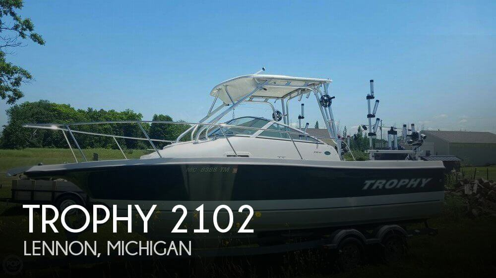 Used Trophy Boats For Sale by owner | 2011 Trophy 21