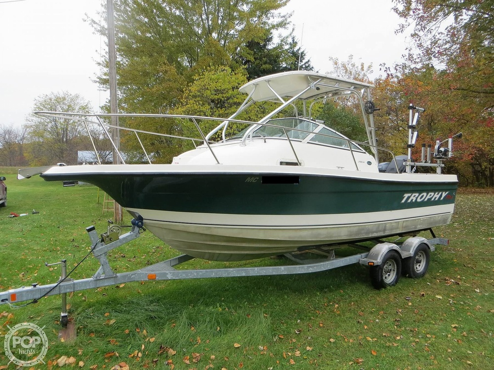 2011 Trophy boat for sale, model of the boat is 2102 & Image # 2 of 40