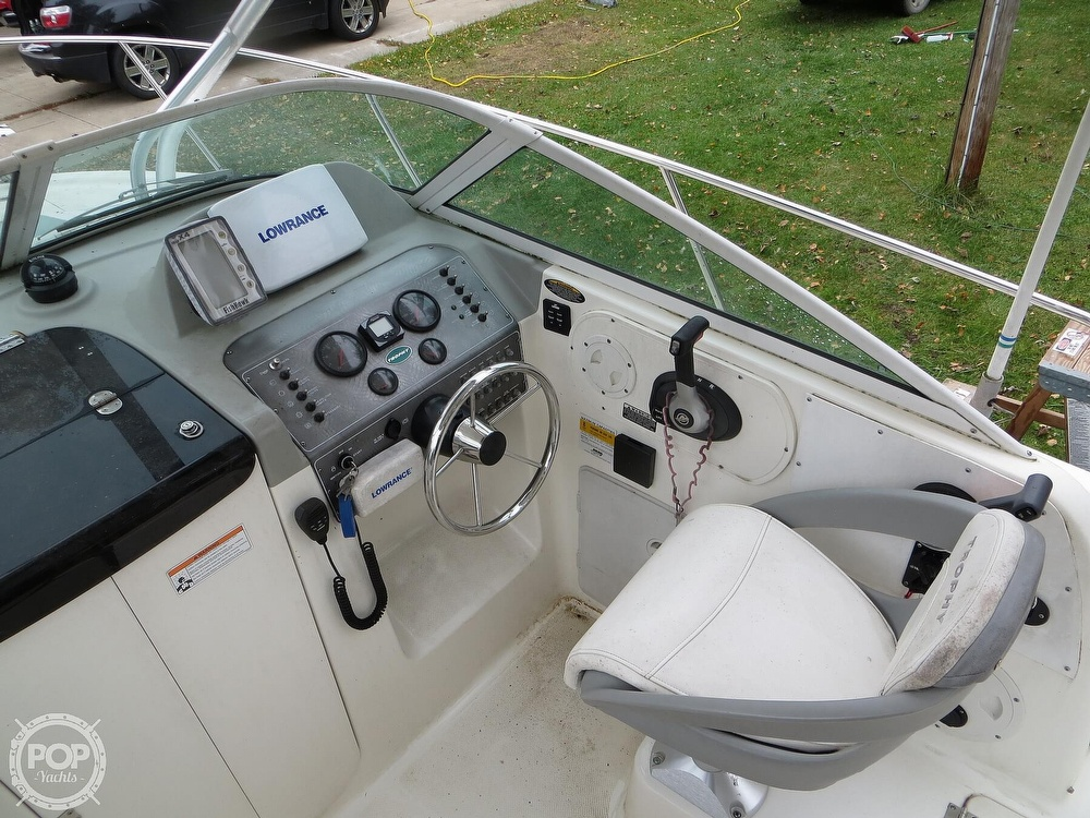2011 Trophy boat for sale, model of the boat is 2102 & Image # 5 of 40