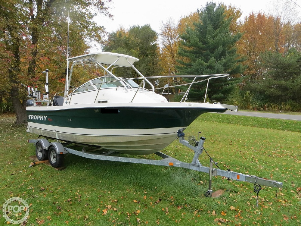 2011 Trophy boat for sale, model of the boat is 2102 & Image # 13 of 40