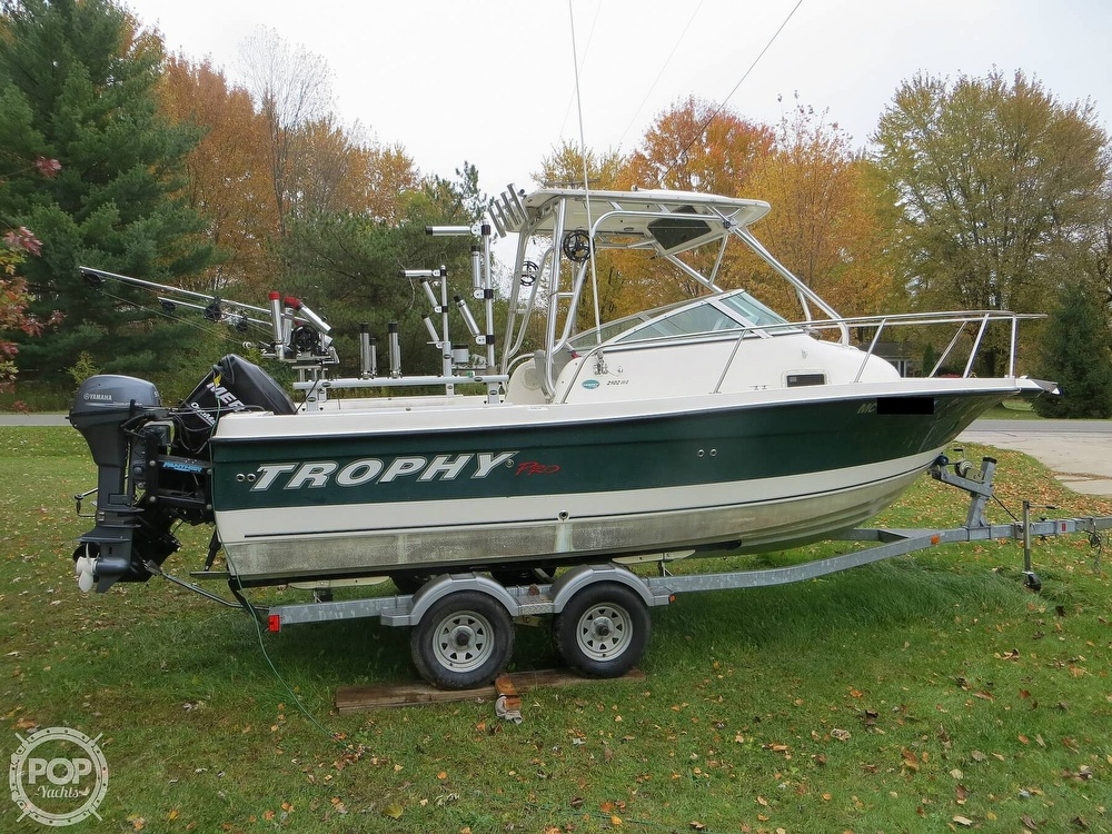 2011 Trophy boat for sale, model of the boat is 2102 & Image # 14 of 40