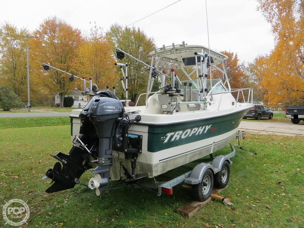2011 Trophy boat for sale, model of the boat is 2102 & Image # 15 of 40