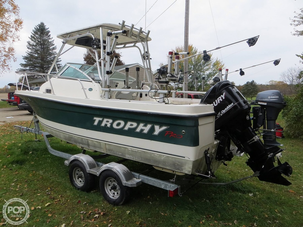 2011 Trophy boat for sale, model of the boat is 2102 & Image # 17 of 40