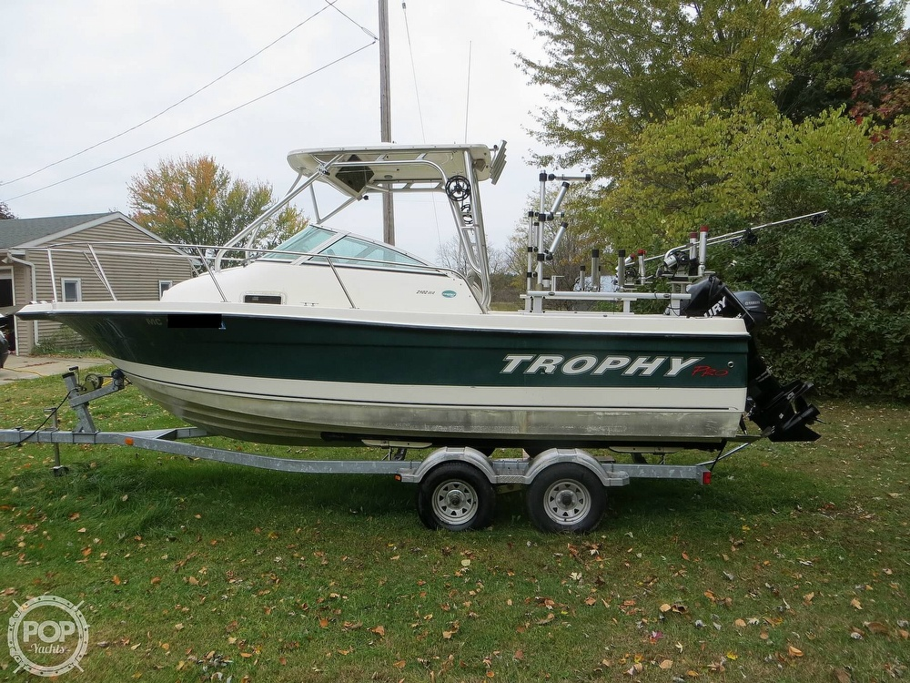 2011 Trophy boat for sale, model of the boat is 2102 & Image # 18 of 40