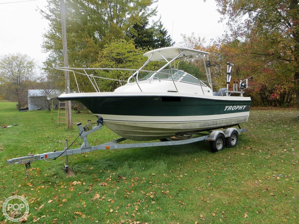 2011 Trophy boat for sale, model of the boat is 2102 & Image # 22 of 40