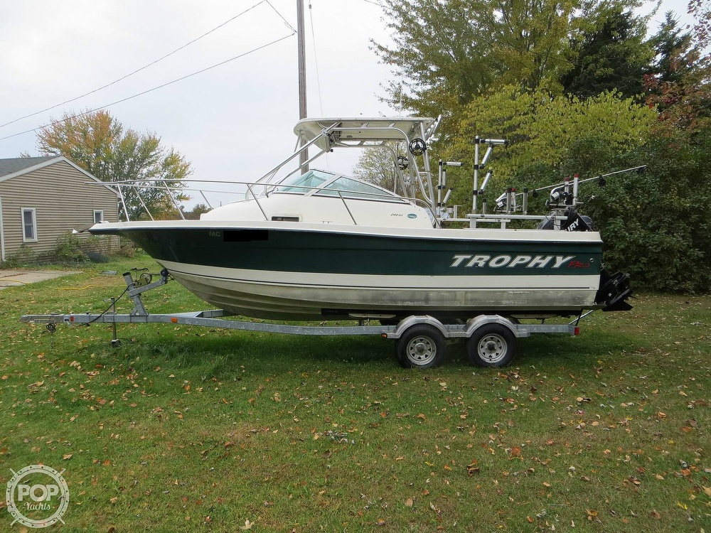 2011 Trophy boat for sale, model of the boat is 2102 & Image # 23 of 40