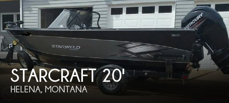 Used Boats For Sale in Montana by owner | 2014 Starcraft 20