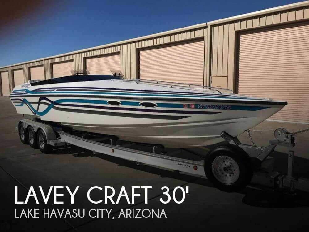 Used Lavey Craft Boats For Sale by owner | 1999 Lavey Craft 30