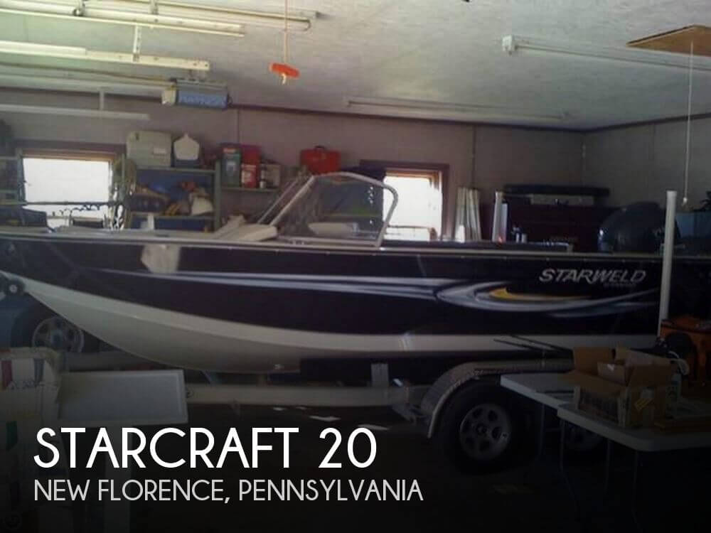 Used Starcraft Boats For Sale by owner   2011 Starcraft 20