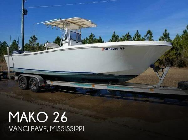 Used MAKO Boats For Sale by owner | 1988 Mako 26