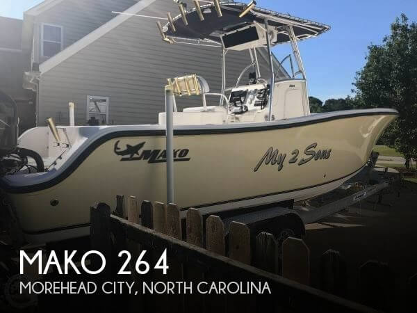 Used MAKO Boats For Sale by owner | 2007 Mako 26