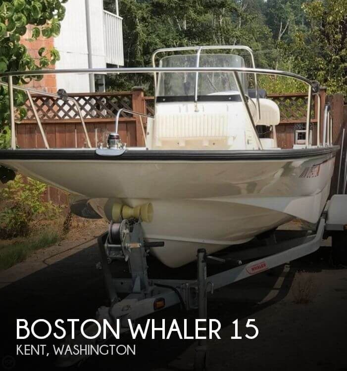 Used Boston Whaler Boats For Sale in Washington by owner | 2012 Boston Whaler 15
