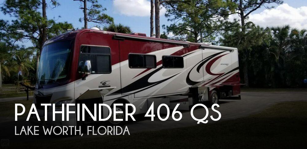 2013 Sportscoach Pathfinder 406 QS