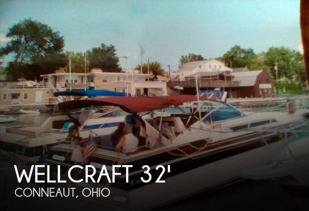 Used Wellcraft 32 Boats For Sale by owner | 1985 Wellcraft 32