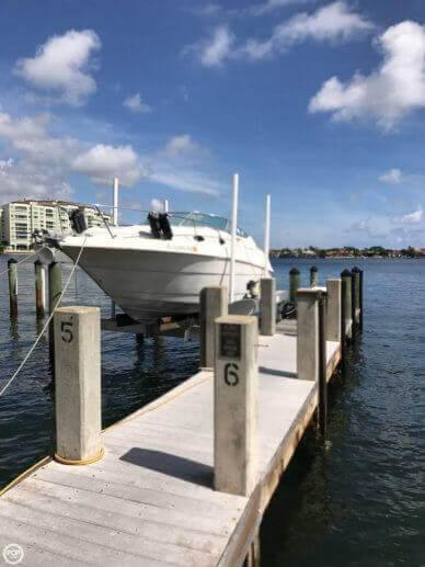Monterey 242 Cruiser, 24', for sale - $16,500
