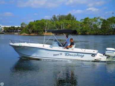Dusky Marine 256 Center Console, 25', for sale - $19,500