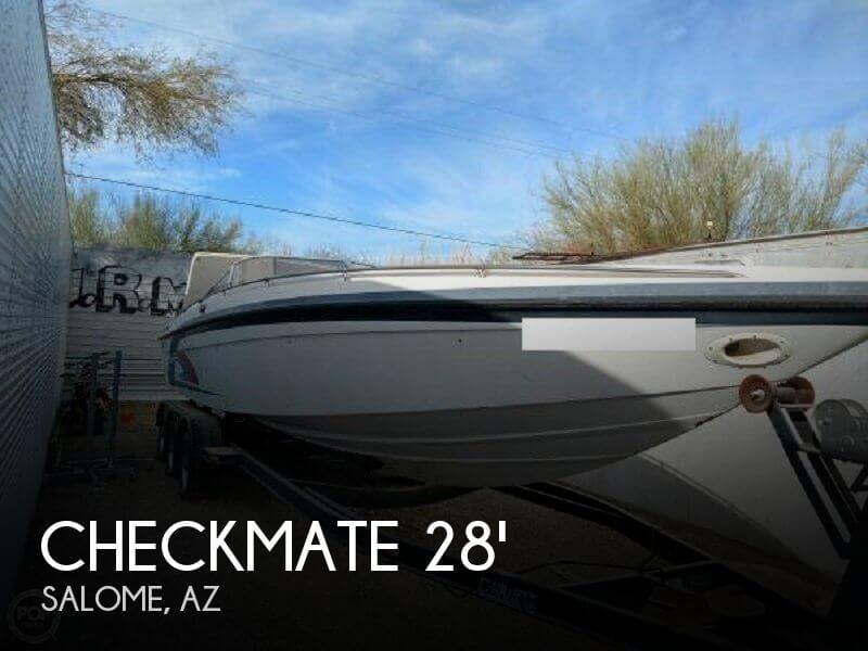 Used Checkmate Boats For Sale by owner | 1998 Checkmate Convincor 283