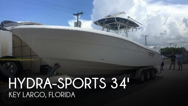 Used Hydra-Sports Boats For Sale by owner | 2014 Hydra-Sports 34