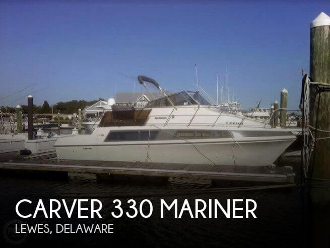 Used Carver 33 Boats For Sale by owner | 1994 Carver 33
