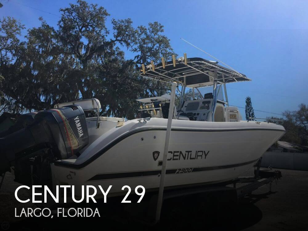 Used Century Boats For Sale by owner | 2001 Century 29
